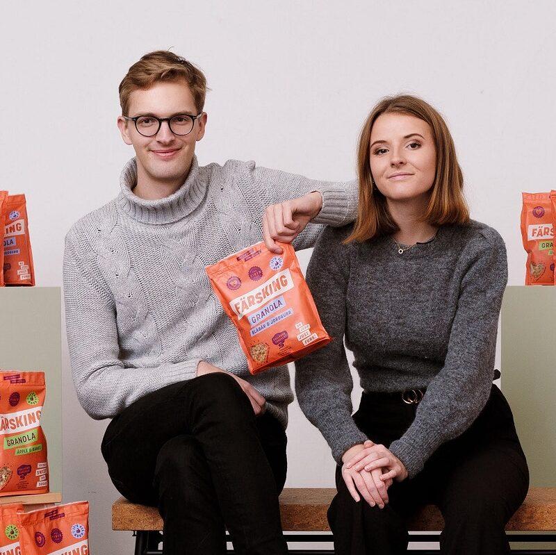 Amanda Larsson & Carl-Gustaf Rosengren